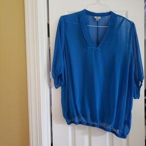 XL Worthington blouse